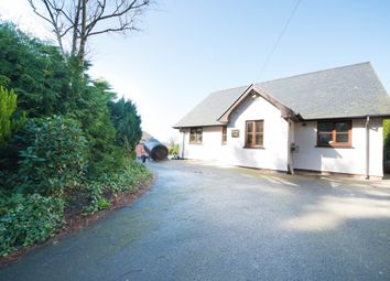 Thumbnail 3 bed detached bungalow for sale in Primrose Hill, Llanbadarn Fawr, Aberystwyth