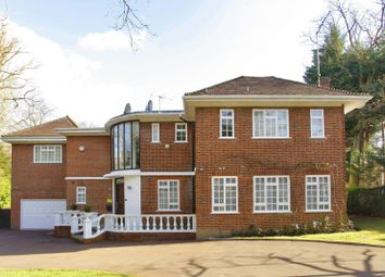 Thumbnail 5 bed property to rent in White Lodge Close, Hampstead Garden Suburb