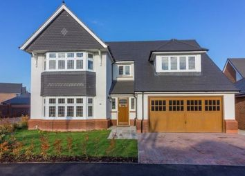 Thumbnail 5 bed detached house for sale in Doeford Close, Culcheth, Warrington, Cheshire