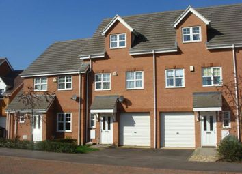 Thumbnail 3 bedroom town house for sale in The Hermitage, Arlesey