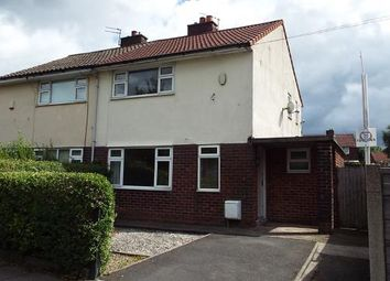 Thumbnail 2 bed semi-detached house for sale in Ellesmere Street, Little Hulton, Manchester, Greater Manchester