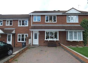 Thumbnail 3 bed terraced house for sale in Goldthorne Avenue, Sheldon, Birmingham