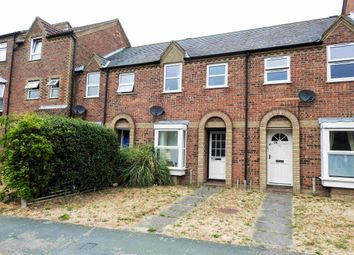 Thumbnail 2 bed terraced house to rent in Cross Street, Leiston, Suffolk