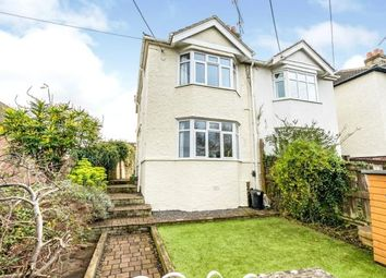 Thumbnail 2 bed semi-detached house for sale in Totton, Southampton, Hampshire