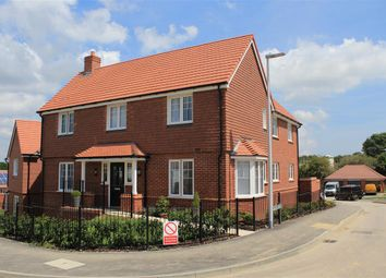 Thumbnail 4 bed detached house for sale in Townsend Road, Stone Cross, Pevensey