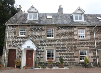 Thumbnail 3 bed end terrace house for sale in Strathyre, Callander