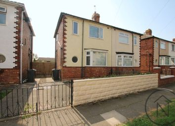 Thumbnail 2 bed semi-detached house for sale in Saltersgate Road, Harrowgate Hill, Darlington