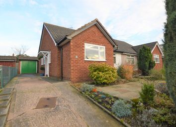 Thumbnail 2 bed semi-detached bungalow for sale in Thornton Drive, Chester