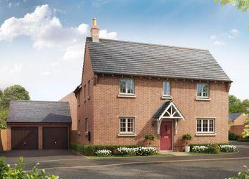 """Draycote"" at Shrewsbury Court, Upwoods Road, Doveridge, Ashbourne DE6. 3 bed detached house for sale"