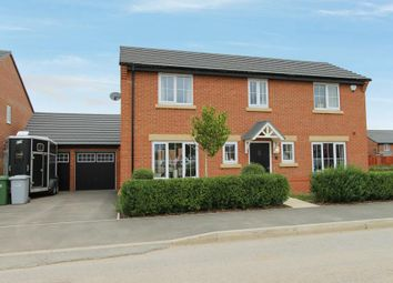Thumbnail 4 bed detached house for sale in Randalls Drive, Crewe