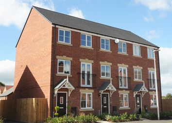 "Thumbnail 3 bed terraced house for sale in ""The Greyfriars"" at Kings Drive, Bridgwater"