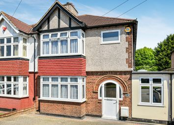 3 bed semi-detached house for sale in Beaconsfield Road, London SE9
