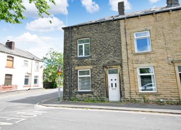 Thumbnail 2 bed end terrace house for sale in Brown Street, Littleborough