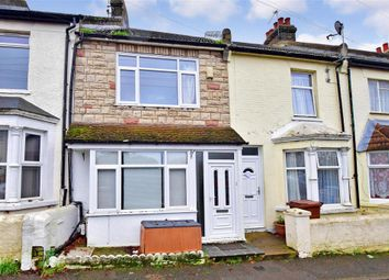 Thumbnail 2 bed terraced house for sale in Layfield Road, Gillingham, Kent
