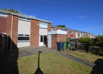 Thumbnail 2 bed terraced house for sale in Croftwell Close, Blaydon-On-Tyne