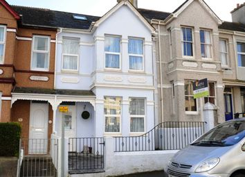 Thumbnail 4 bedroom terraced house for sale in Clarence Road, Torpoint