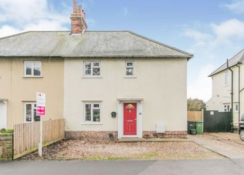 Thumbnail Semi-detached house for sale in Colchester Road, Halstead