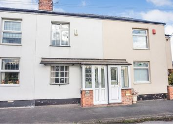 Thumbnail 2 bed terraced house for sale in Warrington Road, Northwich