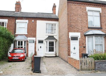 Thumbnail 2 bed terraced house to rent in Clarendon Park Road LE2, Leicester