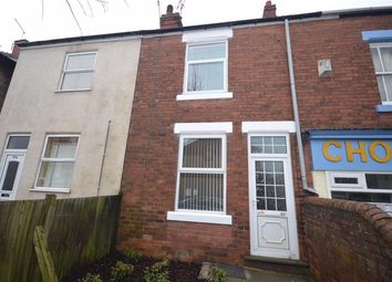 Thumbnail 2 bed terraced house to rent in York Street, Hasland, Chesterfield