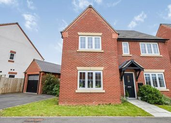 Thumbnail 5 bed detached house for sale in Barnard Drive, Boulton Moor, Derby, Derbyshire