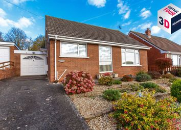 Thumbnail 3 bed detached bungalow for sale in Prince Of Wales Road, Crediton