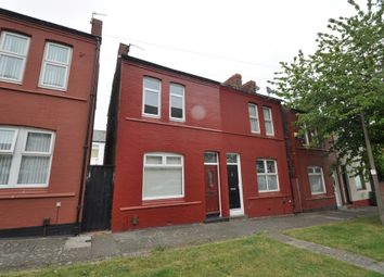 Thumbnail 2 bed terraced house to rent in Queens Road, Wallasey