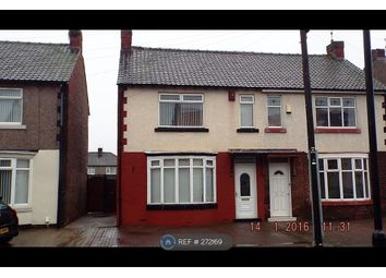 Thumbnail 2 bed semi-detached house to rent in Stanmore Grove, Hartlepool