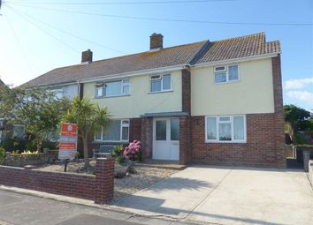 Thumbnail 5 bed semi-detached house for sale in Marshallsay Road, Weymouth, Dorset