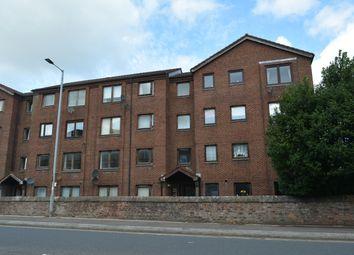 Thumbnail 1 bed flat for sale in 68 Larkin Gardens, Paisley