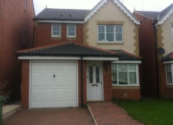 Thumbnail 4 bed shared accommodation to rent in Sanderson Villas, St James' Village, Gateshead