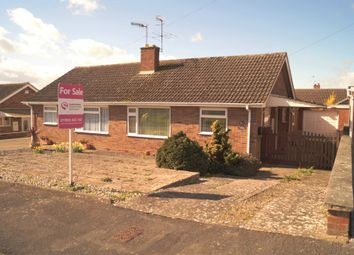 Thumbnail 2 bed semi-detached bungalow for sale in Evendene Road, Hampton, Evesham