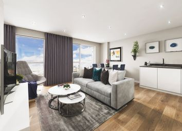 Thumbnail 1 bedroom flat for sale in Cooks Road, Stratford