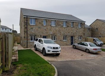 Thumbnail 2 bedroom flat to rent in Plot 9 St Just, Penzance, Cornwall