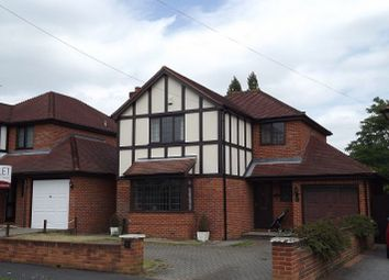 Thumbnail 3 bed detached house to rent in Laburnum Grove, Chiswell Green, St.Albans