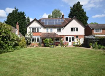 Thumbnail 5 bed detached house for sale in Barnett Wood Lane, Ashtead