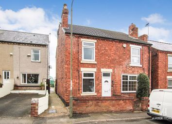 Thumbnail 2 bed semi-detached house for sale in Alma Street, Alfreton