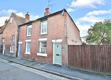 Thumbnail 2 bed end terrace house for sale in Water Lane, Winchester