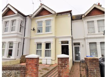 Thumbnail 1 bed flat for sale in Westcourt Road, Worthing