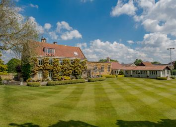 Thumbnail 6 bed equestrian property for sale in Hougham Manor, Manor Lane, Hougham, Grantham