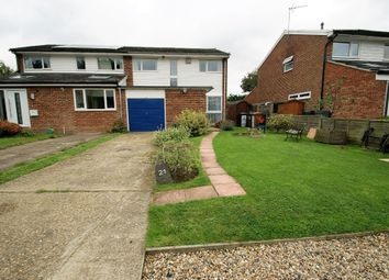 Thumbnail 4 bed semi-detached house for sale in Boundary Road, Bishop's Stortford