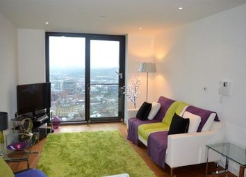 Thumbnail 2 bed flat to rent in City Lofts, Sheffield