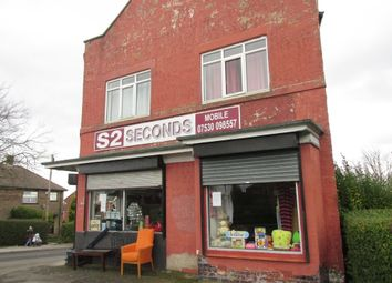 Thumbnail Retail premises for sale in Wulfric Road, Sheffield