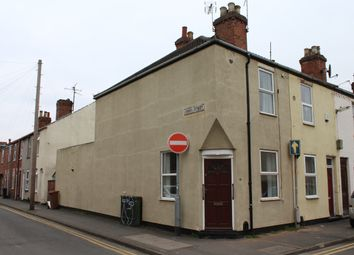 Thumbnail 2 bed end terrace house for sale in Chelmsford Street, Lincoln