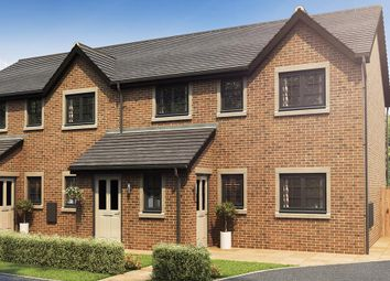 Thumbnail 1 bed flat for sale in Daisy Place, Congleton, Cheshire
