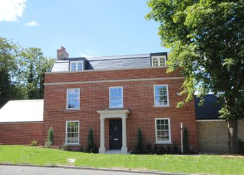 Thumbnail 6 bed detached house for sale in Hamilton Road, Newmarket