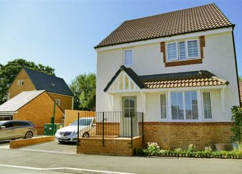 Thumbnail 4 bed detached house for sale in Elder Court, Lavender Drive, Calne