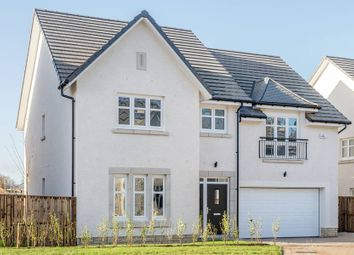 "Thumbnail 5 bedroom detached house for sale in ""The Garvie"" at Edinburgh Road, Belhaven, Dunbar"