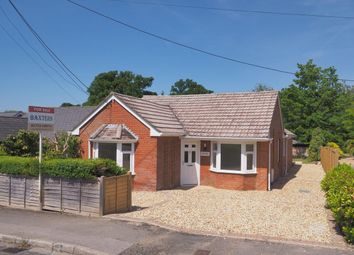 Thumbnail 4 bed bungalow for sale in Rectory Road, Alderbury, Salisbury