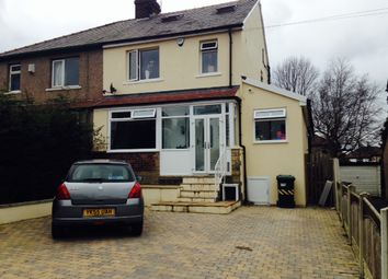 Thumbnail 3 bed semi-detached house for sale in Glenview Avenue, Bradford, West Yorkshire